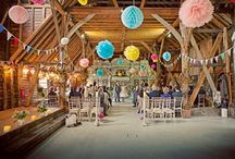 Wedding interiors, decor and magical places of marriage/