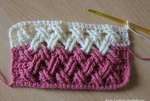 Crochet Cables stitch