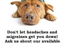 Headaches / by Pain Stop Clinics
