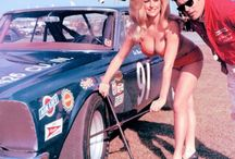Vintage NASCAR Racing / by Buck Kindig