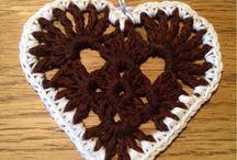 Crochet decori