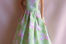 Sewing-Doll Clothing