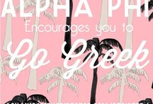 Alpha phi / Close to heart