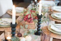 Tischdeko / Schönes für Gäste und Feste