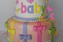 Cakes: Babies / by Bonnie Merchant