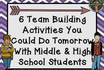 energizers en teambuiding