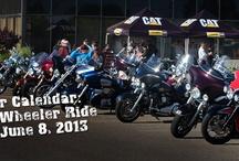 Wheeler Ride 2013