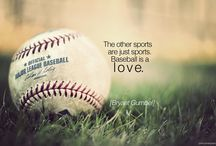 Baseball quotes / by Katie Pritts