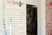 Showroom Wallpepper / Lo showroom permanente Wallpepper si è completamente rinnovato! Passate a trovarci siamo in via Forcella 7/13 a Milano.  www.wallpepper.it