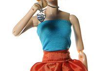 Momoko clothes / Beautiful clothes for Momoko dolls