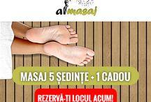 Masaj 5 + 1 Cadou / Salon Masaj Specializat P-ta Victoriei, Bucuresti