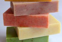 natúr szappan készítés