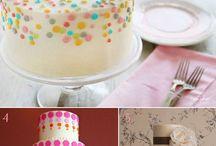 Wedding cake/ svatební dort