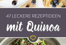 Quinoa, Couscous