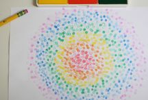 Art Ideas / Various Art Project Ideas for Elementary students