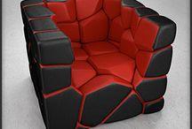 stoelen en banken