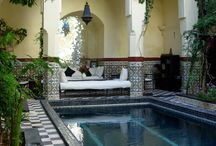moroccan/andalusian house