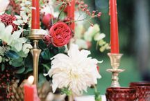 Свадьба-красная