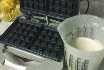 Waffles / Ricos waffles para comer como quieras :)