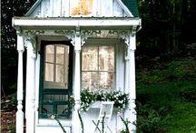 Garden inspiration / Tuinen