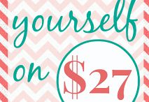 Ways to budget and save / by Marlena Garcia