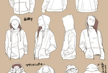 dibuixar roba