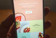 Digital & Food  |  Tap & Drool