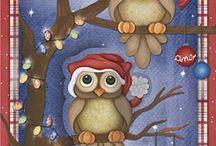 Owl & other birds