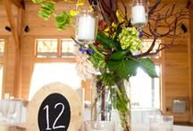 Wedding - Centrepieces/ Table Settings / by Sophie Giroux