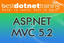 MVC Online training / In this board all the concepts of ASP.NET MVC are explained from Microsoft certified trainer Mr.Sandeep Soni.