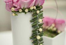 Stół dekoracja Table floral