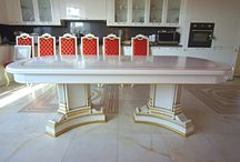 Столы / Столы на заказ от компании Александров&КО