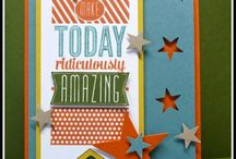 Amazing Birthday - Stampin' Up (retired) / by Diana Crawford