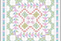 QUILTS: Computers & Quilts / Electric Quilt tutorials and more to help you learn to create your own designs.
