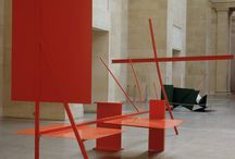 Sir Anthony Caro / More work by the artist who made Sea Music  - Sir Anthony Caro