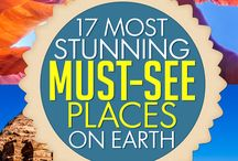 Travel Must See Places