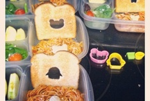 School Lunch Ideas / by Amy Morris