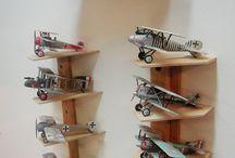 Modely letadel WW1