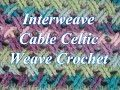 Crochet Stitches - Cables & Filet Projects / DIY