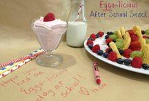 Eggo-Licious / by Angie Lee {Seven Clown Circus}