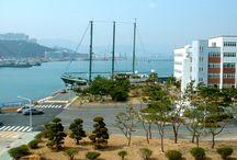 KMOU / Korea Maritime University Busan, South Korea