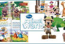 Disney Animal World Play-Along Party