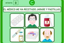 Lectoescritura castellà primària