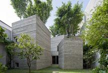 Cubiertas Ajardinadas / Proyectos arquitectónicos que tienen una capa vegetal en la azotea.