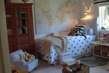 Addie and Siah's room feel