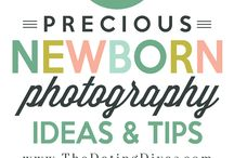 Baby Photography / Inspiration for baby photography, all stages.