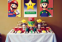 Birthday Parties / Birthdays. They just keep coming...