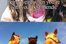 Best friends / Bestie