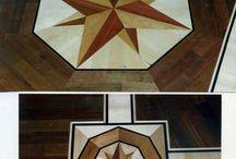 beatiful house / particular treasure of floor