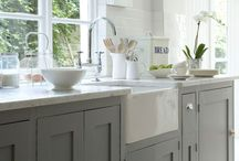 Kitchen inspiration / Specific ideas for our new kitchen! :)